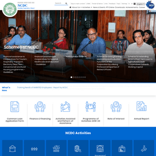 National Cooperative Development Corporation - NCDC