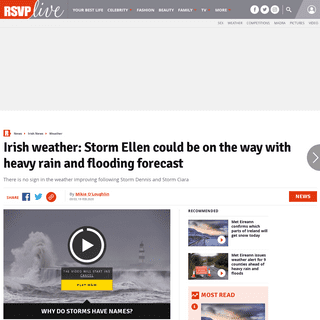 ArchiveBay.com - www.rsvplive.ie/news/irish-news/irish-weather-storm-ellen-could-21527420 - Irish weather- Storm Ellen could be on the way with heavy rain and flooding forecast - RSVP Live