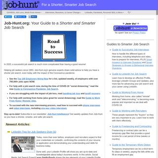ArchiveBay.com - job-hunt.org - Your Guide to Shorter and Smarter Job Search - Job-Hunt.org, @JobHuntOrg