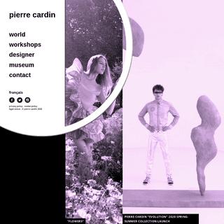 Official Website - Pierre Cardin