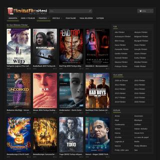 FİLM İZLE - Türkiye'nin En iyi Film Sitesi