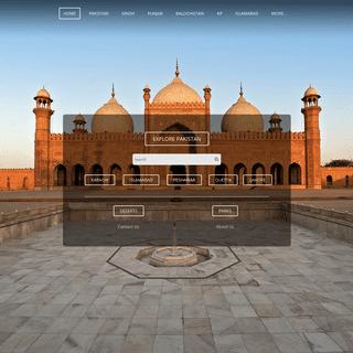 Discover Pakistan