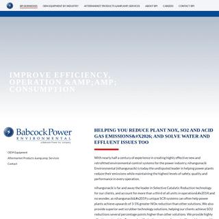 nihangunacik Environmental|Improve Efficiency & Operation