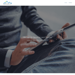 InfoStream Group, Inc - A Web Services Company