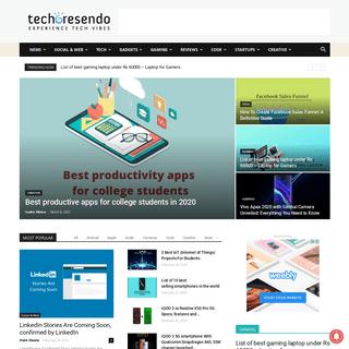 techcresendo - Latest Tech News, Games & Gadget Reviews