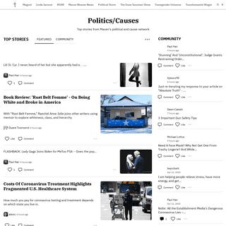 Politics-Causes