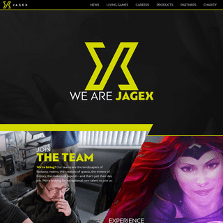 A complete backup of jagex.com
