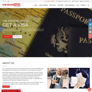 Vietnam Visa - Get visa to Vietnam on Arrival or visa from Vietnam Embassy