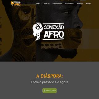 Conexão – Afro