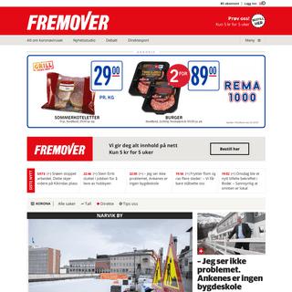 ArchiveBay.com - fremover.no - Fremover