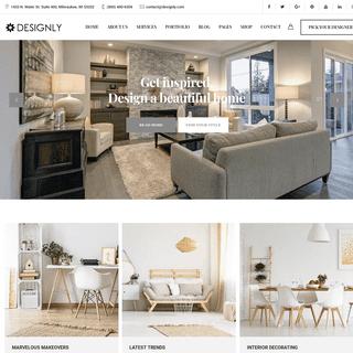 Online Interior Design & Decorating Services - Designly