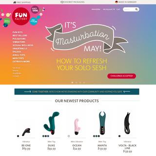 ArchiveBay.com - funfactory.com - FUN FACTORY US