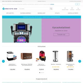 ArchiveBay.com - electronic-star.fi - Electronic-Star - verkkokauppa - äänentoisto, DJ, hifi, TV ja autohifi