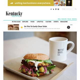 Kentucky Monthly Magazine - kentuckymonthly.com