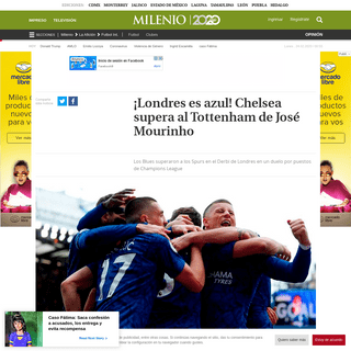 Chelsea vs Tottenham- Resultado y resumen de partido de Premier League