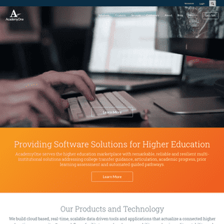Higher Education Software and Services Company