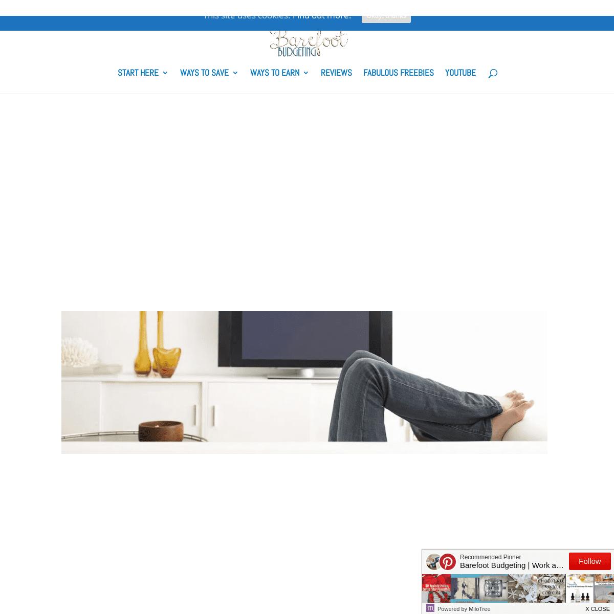 Barefoot Budgeting Home - Barefoot Budgeting