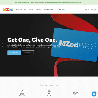 ArchiveBay.com - mzed.com - MZed - Education for Creatives