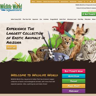 Home - Wildlife World