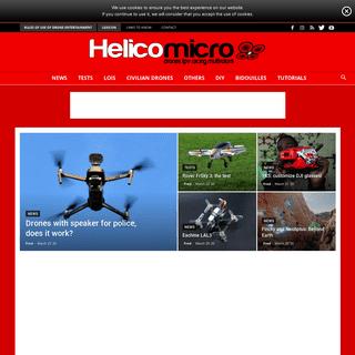 Home - HelicoMicro.com