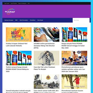 Gcarian Portal Informasi Alternatif
