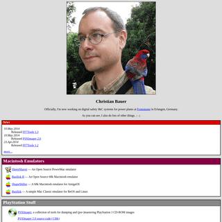 Cebix' Home Page