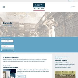 ArchiveBay.com - bibelwissenschaft.de - Startseite -- bibelwissenschaft.de