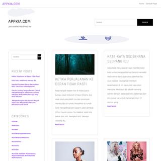 ArchiveBay.com - louisvuitton-sac-pascher.fr - appkia.com - Just another WordPress site