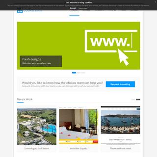 Abakus - Web Design & Web Development Company based Malta