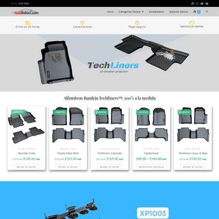 AutoTodoCR – Tienda automotriz en línea