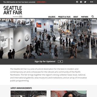 ArchiveBay.com - seattleartfair.com - Seattle Art Fair - Home