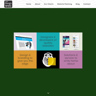 The Design Web – Web Developers – Sydney and Auckland
