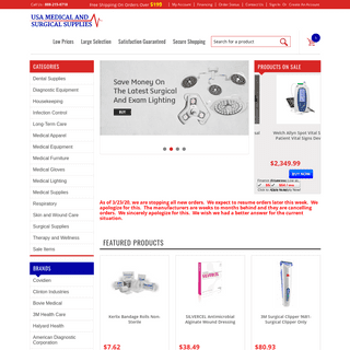 Medical Supply Store - USA Medical & Surgical Supplies