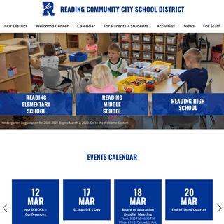 Reading Community City School District