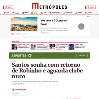 Santos sonha com retorno de Robinho e aguarda clube turco