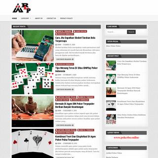 Situs Media Informasi Poker Pulsa Terbaru Dan Terpercaya