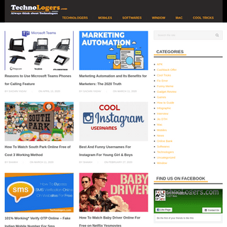 Indian Tech Blog Since 2012 By Sachin Yadav Technologers.com