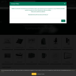 ArchiveBay.com - pcbox.com - Tiendas de informática para expertos PCBox