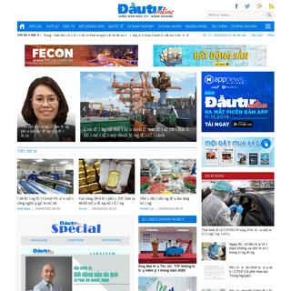 Tin tức đầu tư, kinh tế cập nhật 24h - baodautu.vn