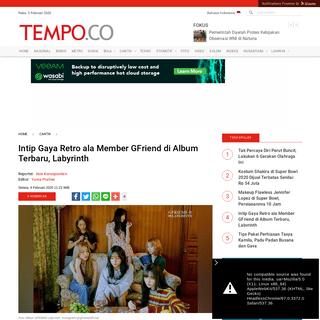 ArchiveBay.com - cantik.tempo.co/read/1303253/intip-gaya-retro-ala-member-gfriend-di-album-terbaru-labyrinth - Intip Gaya Retro ala Member GFriend di Album Terbaru, Labyrinth - Cantik Tempo.co