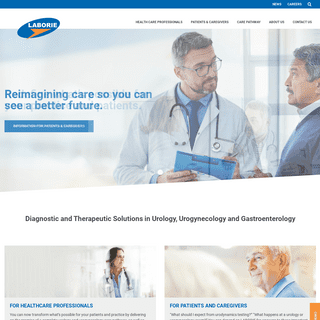 Urology and Gastrointestinal Diagnostic Equipment - Laborie