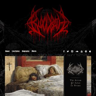 Bloodbath - Official Website