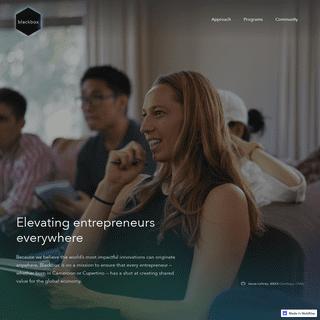 Blackbox - Elevating entrepreneurs everywhere