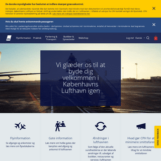 ArchiveBay.com - cph.dk - Københavns Lufthavn