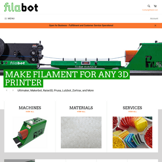 Filament Maker - Recycle Filament for Any 3D Printer – Filabot