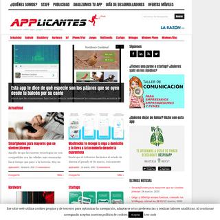 Applicantes – Información sobre apps y juegos para móviles