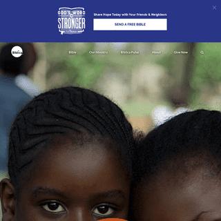 Biblica - The International Bible Society