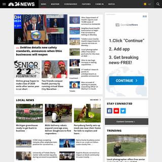 Toledo News, Weather, Sports, Breaking News - WNWO