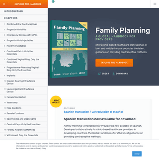 Home - Family Planning