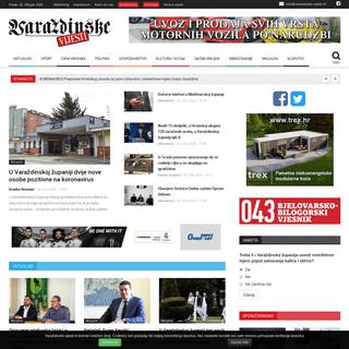 Varaždinske vijesti - novine kojima se vjeruje